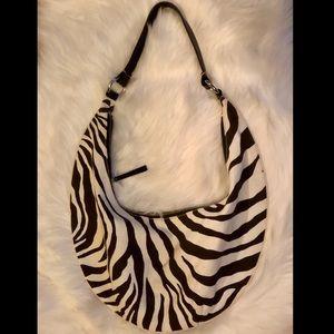 Banana Republic Zebra purse